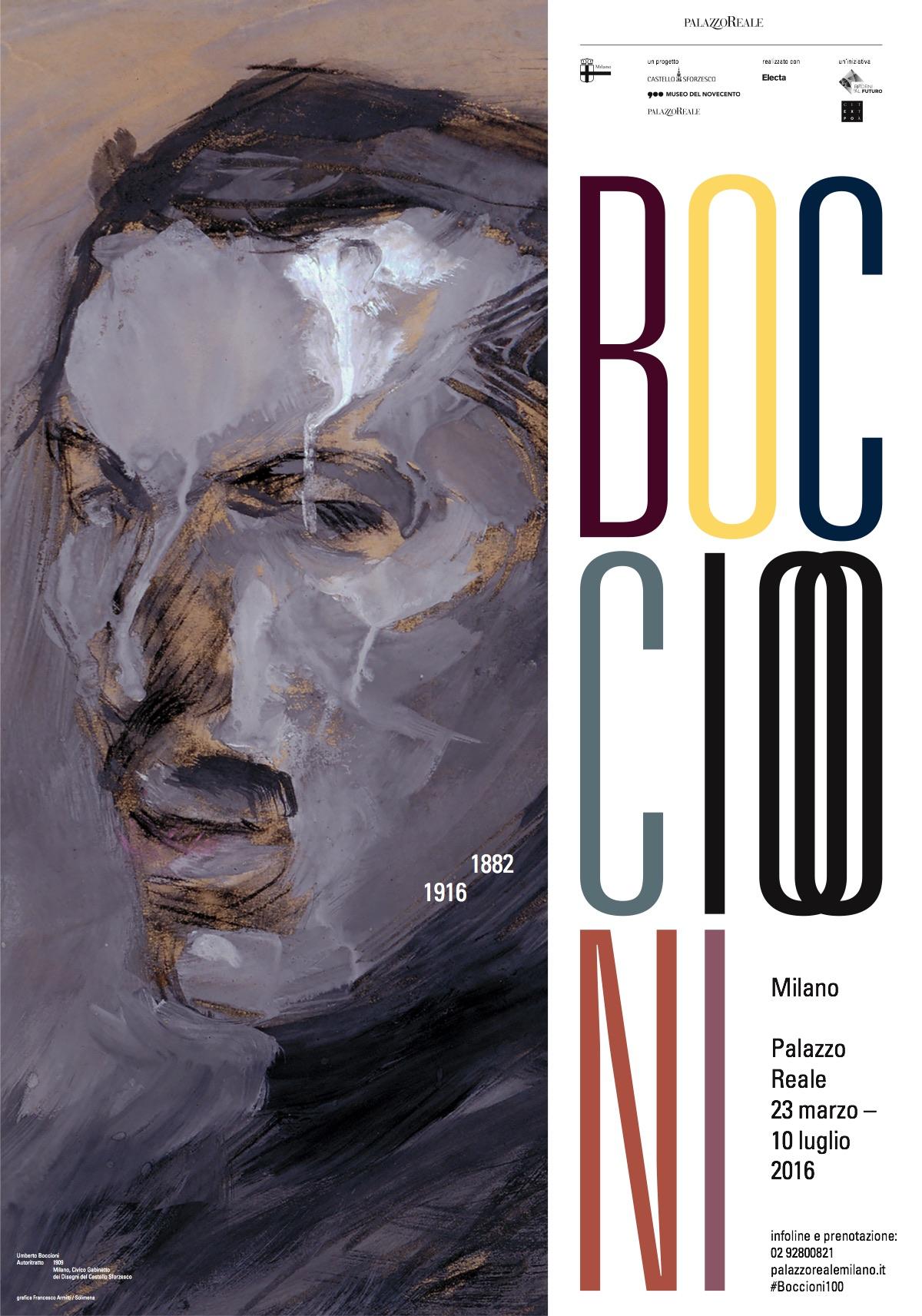 the latest 789eb 4e09c UMBERTO BOCCIONI (1882 - 1916) GENIO E MEMORIA | Collezione Ramo